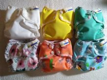 All In One Washable Nappies AIO